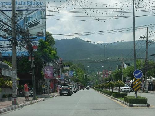 タイ、エレファント・キャンプ