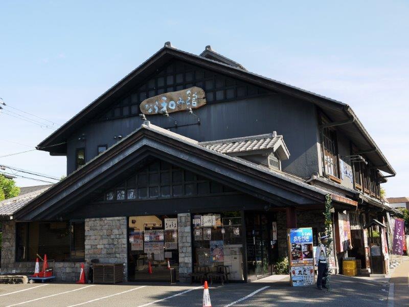 奈良の鹿パフェ