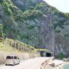 これが奄美大島の徳浜の断崖!うぉ~絶壁のインパクトが凄い