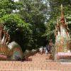 チェンマイでは外せない観光名所!迫力満点の蛇神ナーガの階段
