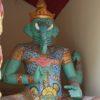 仏教とヒンドゥー教の関係とは?見所いっぱいのチェンマイ郊外の山頂寺院
