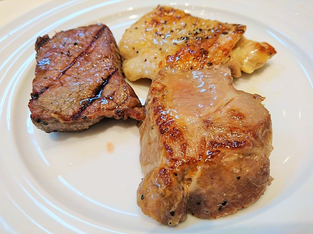八尾ステーキ食べ放題「BEEF RUSH」