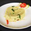 【タイ】ハート型グリーンカレーピラフ!? とてもマイルドなタイ料理店