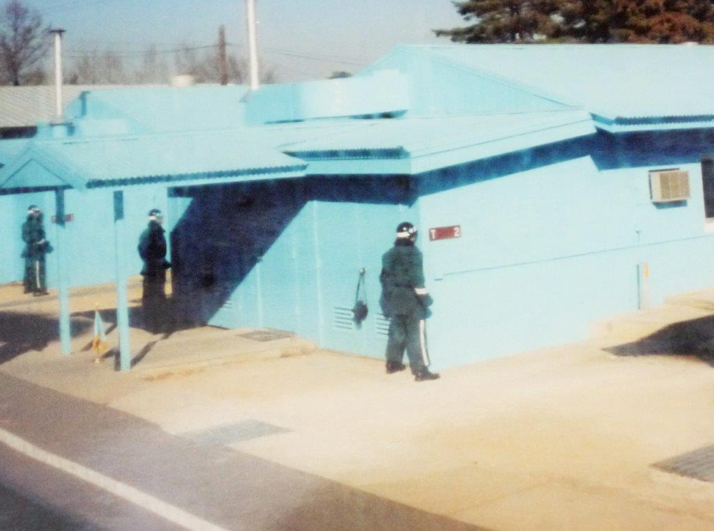 軍事境界線、板門店見学ツアー