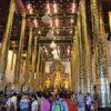 【タイ】チェンマイの観光名所へ。巨大寺院&黄金仏は見逃すな!