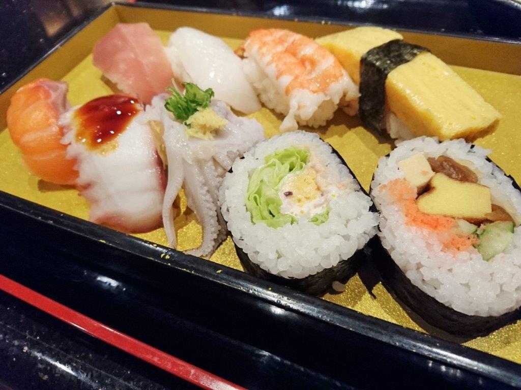 東大阪の長次郎ランチ