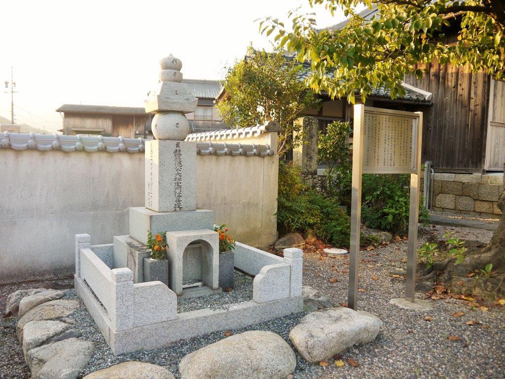 織田信孝の菩提寺、福蔵寺