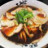 【大阪】ミナミで長蛇の列!人気ラーメン屋さん麵屋丈六の中華そば