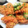 【大阪】福島の大洋軒で若鶏からあげ定食!まさに理想的な中華の味