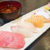 【大阪】本町の豪快立ち寿司 本町店で800円のランチは本当に豪快か?