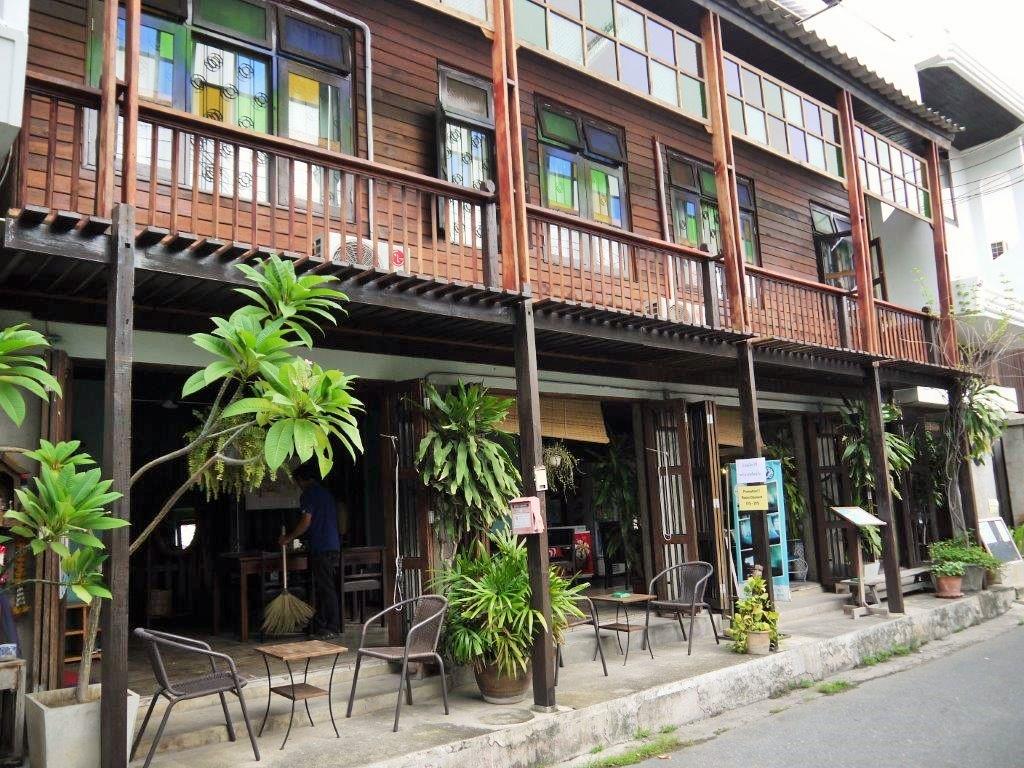 タイ旅行記 ゲストハウス