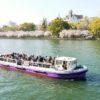 【大阪】大川さくらクルーズは子供無料!船から見る天満の桜も最高