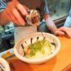 【大阪】うどんは刺身や!大阪の名店「はがくれ」の生じょうゆ