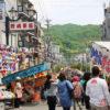 【大阪】野崎参りは屋台が面白い!期間は5月1日~8日まで