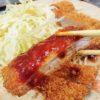 【大阪】大阪城北詰で知らないと損する「とん太」のとんかつ定食