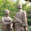 【京都】伏見の寺田屋を歩く!昔と今の違いと龍馬像&お登勢明神