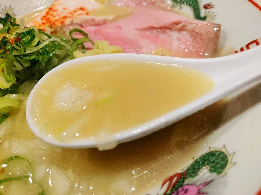 おれ流ラーメン鶏さき麺いち