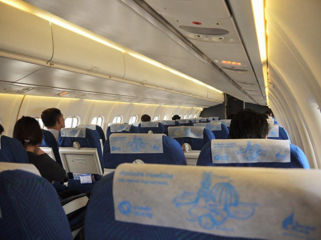 タイ、チェンマイの空港