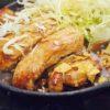【滋賀】大津市の肉食堂「最後にカツ」で伝説のトンテキ定食を!