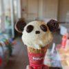 【南紀白浜】土佐屋のパンダアイス!可愛くてメチャ美味しいぞ