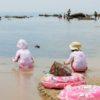 【京丹後】琴引浜海水浴場は穴場!鳴き砂&無料の露天風呂、そして…