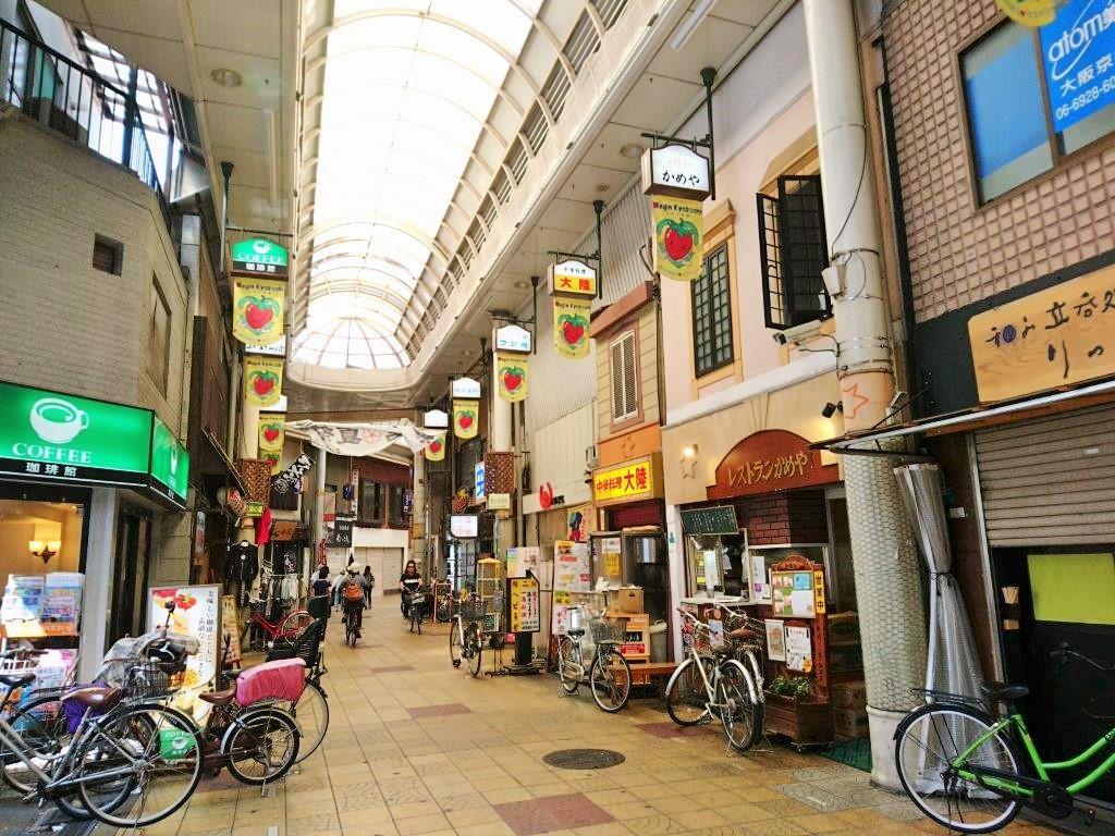 京橋、大陸