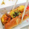 【中国自動車道】西宮名塩SAでお箸で食べる?まさかのタコヤキドック