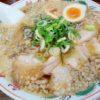 【大阪】わぁお♪醤油が濃い!魁力屋の鶴見店で特製醤油味玉ラーメン