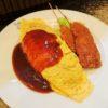 【大阪】心斎橋の老舗洋食屋さん!明治軒で名物オムライスを食べよう