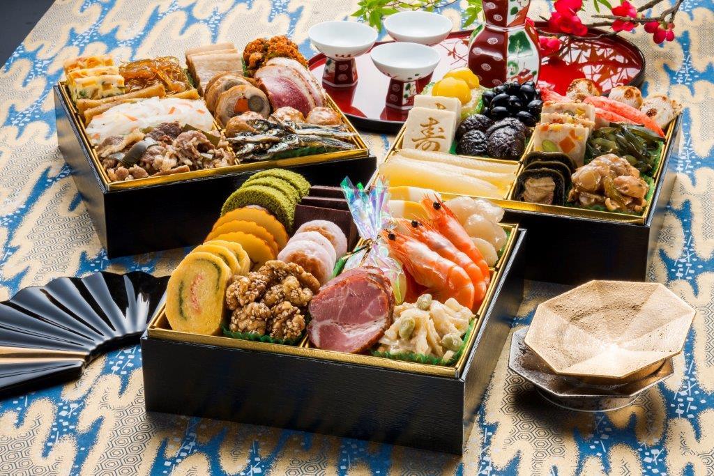 博多久松、おせち料理
