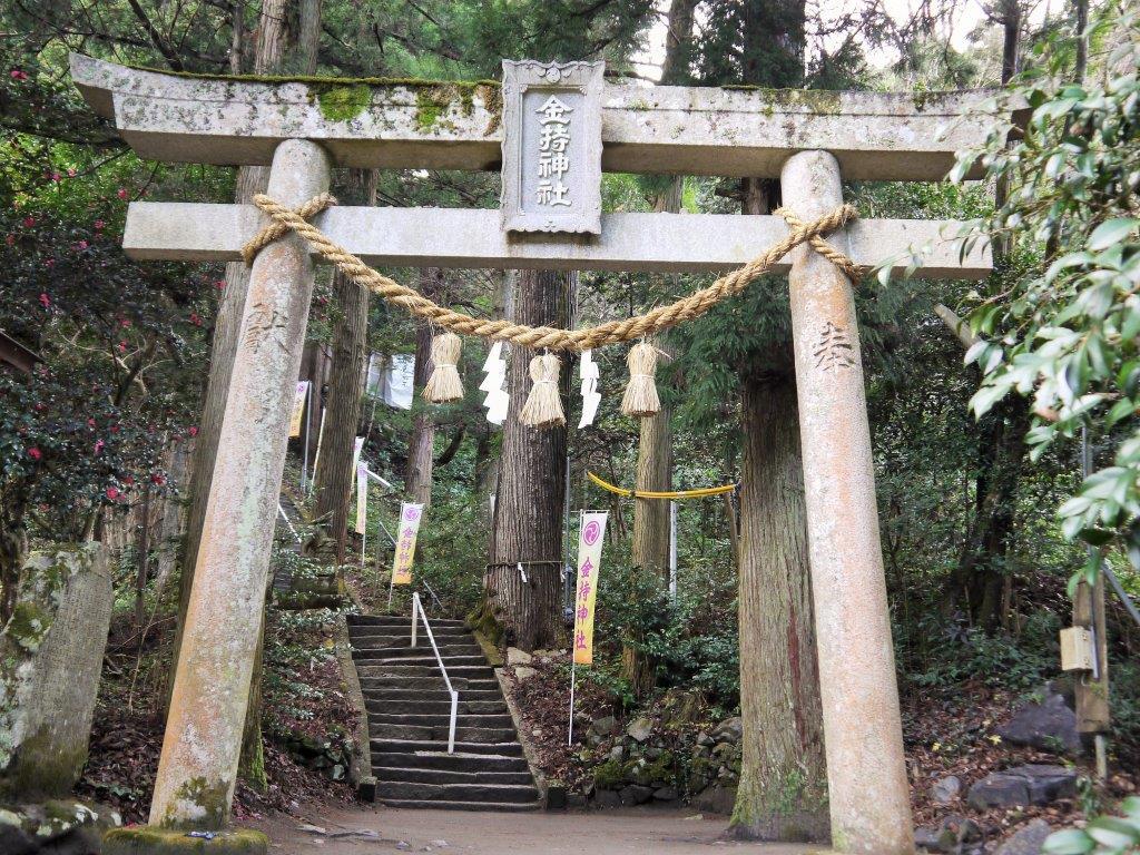宝くじが当たる神社!金持神社