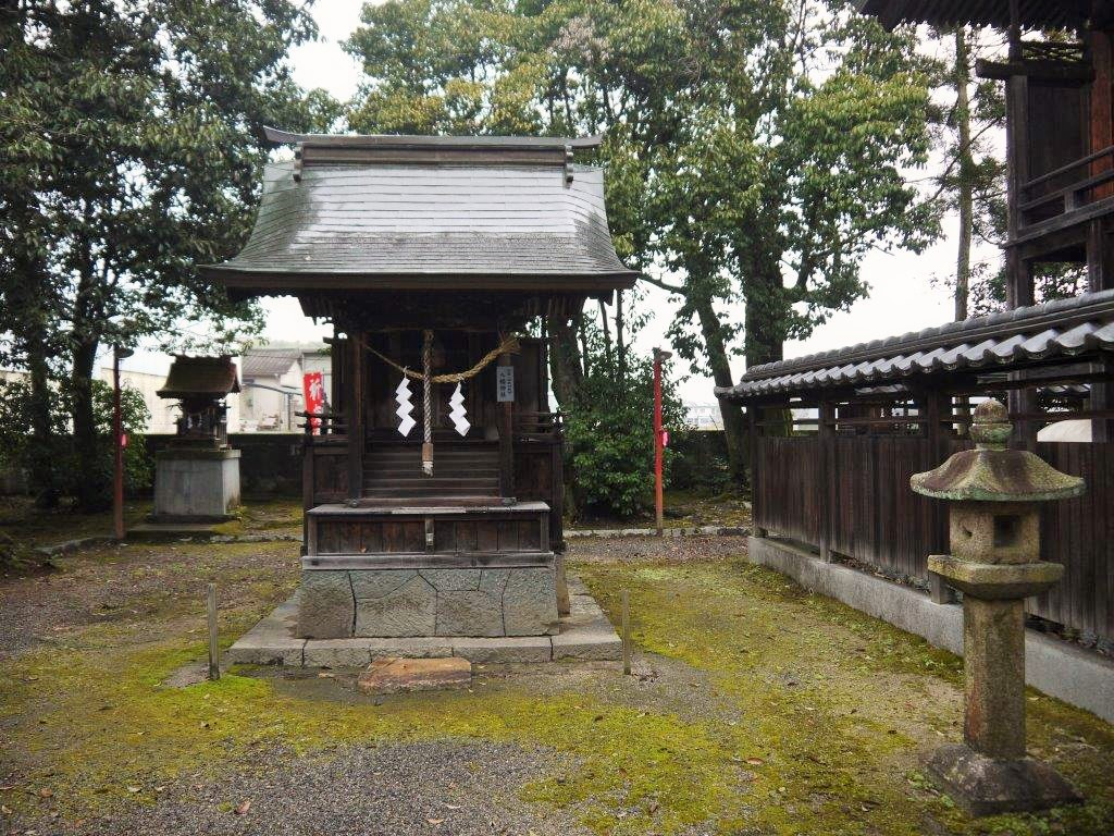 勝間田神社