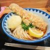【なんば】ツルツル!モチモチ!この細麺が凄い!き田たけうどん