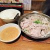 【大阪】大阪駅前第2ビルで肉と野菜のランチ!豚々亭の豚もやし定食