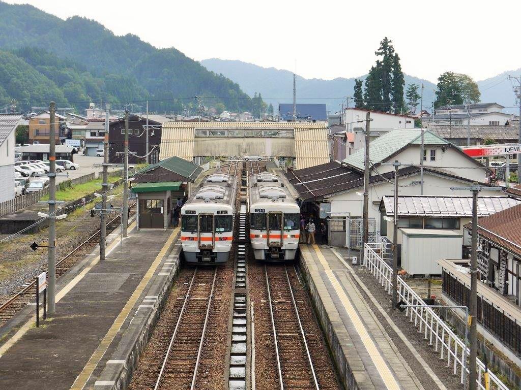 飛騨古川駅、映画『君の名は。』