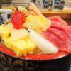 【東京】満足度120%超え!寿司富のランチはボリューム満点で旨い