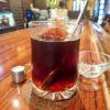 【大阪】京橋で国道沿いに佇むレトロ喫茶店!珈琲道のアイスコーヒー