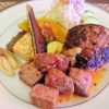 【大阪】和泉大津で肉ランチ!ベルエキップのハンバーグ&ステーキ