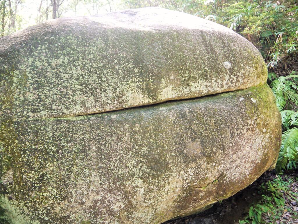 星のブランコ、ハンバーガー岩