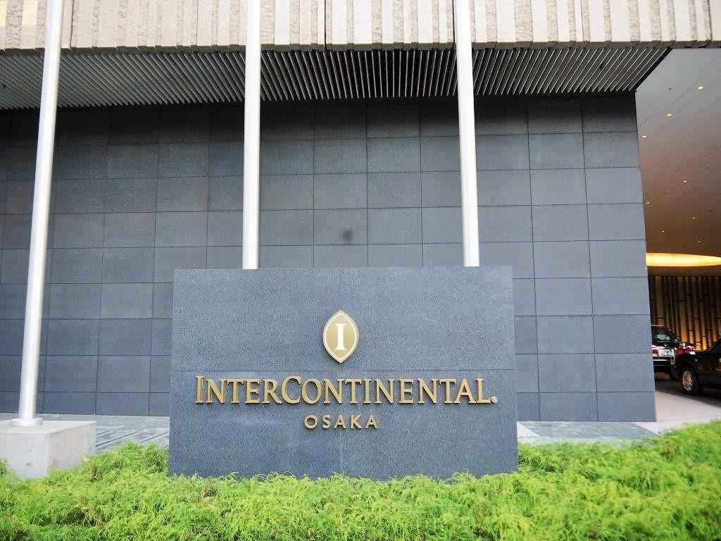 インターコンチネンタルホテル大阪、いちご