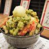 【大阪】中崎町「てつたろう」に驚愕!天ぷらのせ放題の天丼ランチ
