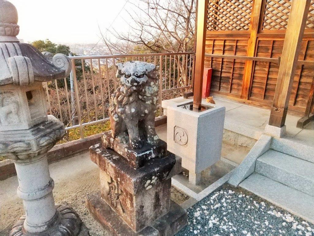 野崎観音、南條神社