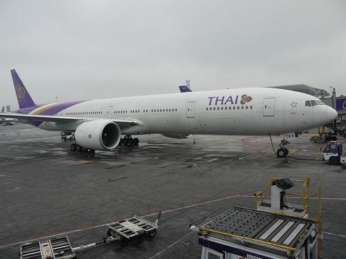 快適なタイ航空、そしてビーマン・バングラデシュ航空の思い出