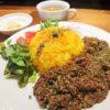 【大阪】中崎町で超お洒落な「コバチ咖喱」はキーマカレー専門店