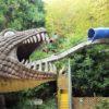 【大阪】ギャー!わんぱく王国で恐竜が…!?無料で遊べる人気の公園
