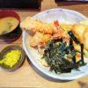 【なんば】大阪の電気街で噂の天丼!全国丼グランプリ金賞の一味禅