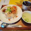 【なんば】路地裏の大阪カオマンガイ カフェでゆったりランチ