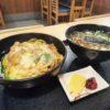 【大阪】四條畷の地元で人気の蕎麦処「こばやし」でかつ丼定食