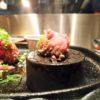 【なんば】ヤバいほど美味いハンバーグランチ!裏なんば 焼肉 富士晃