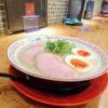 【心斎橋】夜のおすすめラーメン!大阪ミナミの一福で本格的博多の味